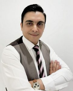 Ahmed M. Elrashidy